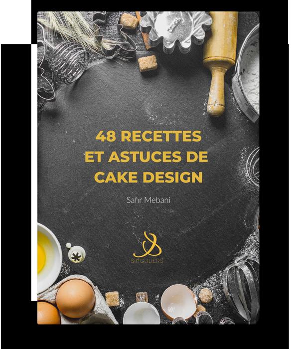 e-book recettes cake design SingulierS