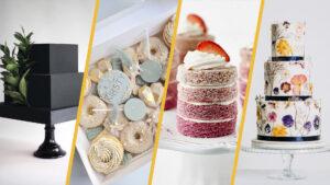 Les 11 tendances 2021 en cake design