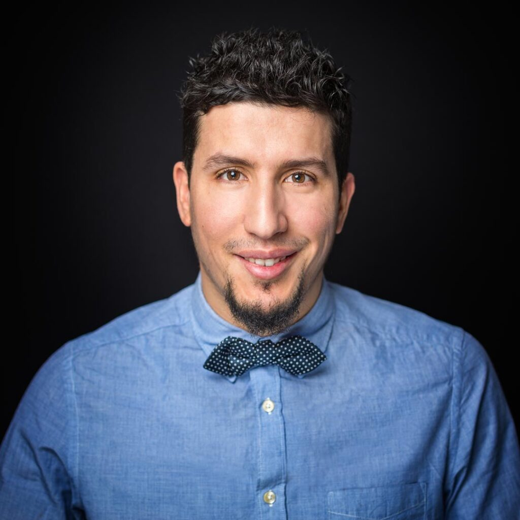 Portrait Safir Mebani SingulierS