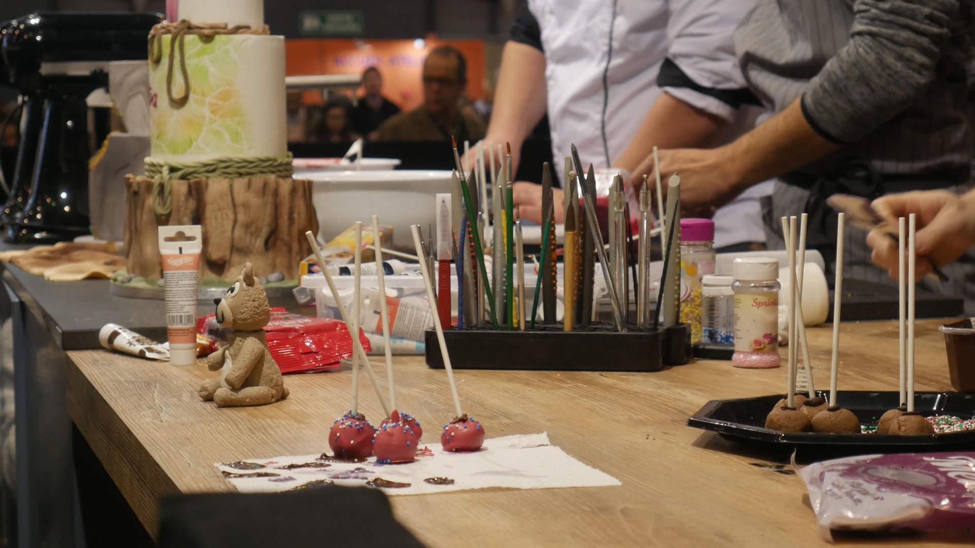 Gâteau Creativa